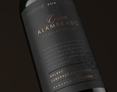 Packaging - Gran Alambrado
