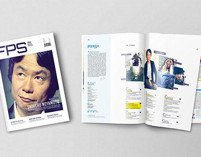 Editorial Design - FPS Magazine