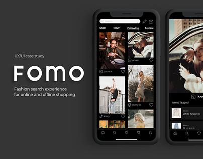 FOMO - Enhancing Fashion Search Experience