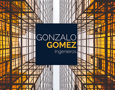 Gonzalo Gomez | Engineer Website