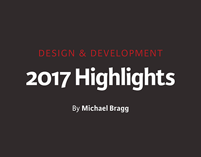 2017 Highlights: Michael Bragg