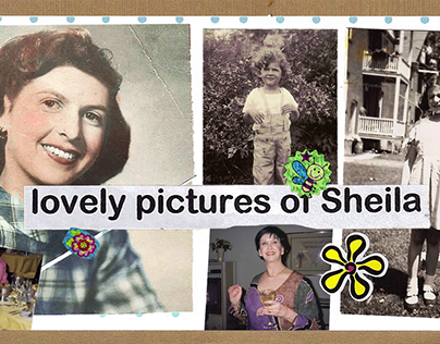 Alzheimer's Association, Lovely Pictures of Sheila