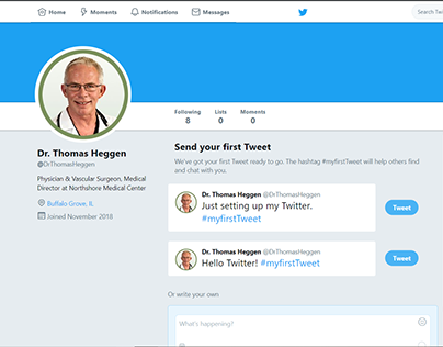 Dr. Thomas Heggen - Twitter