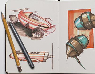 Sketchbook - WIP
