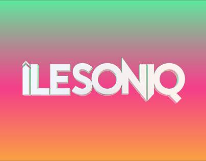 ÎLESONIQ App Design