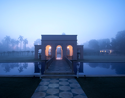 Hamira Luxury Homestay, Punjab - Archtiecture