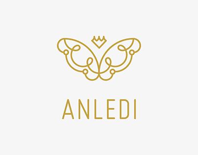 Anledi - E-commerce di moda / Proposte di logo [3]