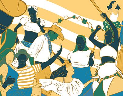 Danças Brasileiras no Ensino médio