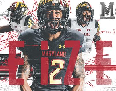 2017 Maryland Football Season Content