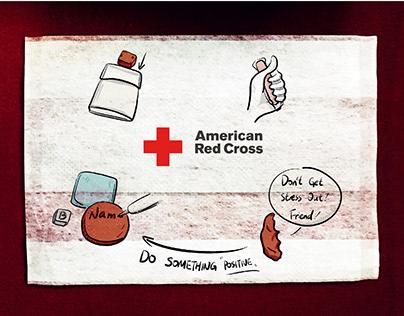 ARC Blood Drive Challenge - Emotional experience design