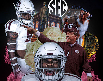 Texas A&M Recruiting Graphics 2017-2018