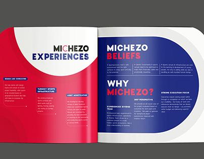 Michezo Sports Brochure