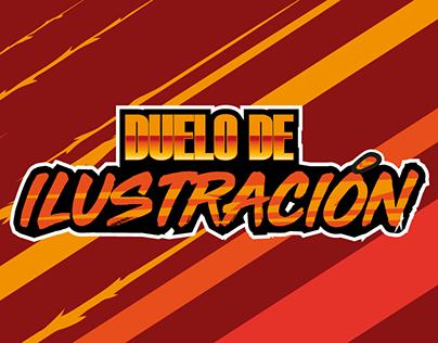 """Project: """"DUELO DE ILUSTRACIÓN"""""""