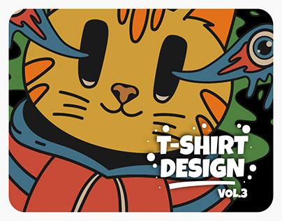T-shirt Design Vol.3