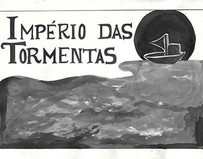 Story Board Império das Tormentas.