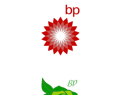 bp logo redesign