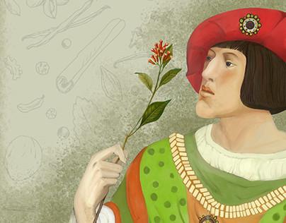 Protagonistas de la I Vuelta al Mundo. 1519-1522