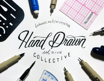 Hand Drawn Collective Vol.5