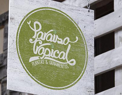 PARAÍSO TROPICAL - Projeto de Identidade Visual