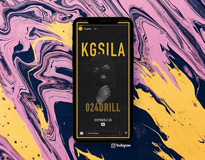 KGSILA – 024DRILL / Single Cover