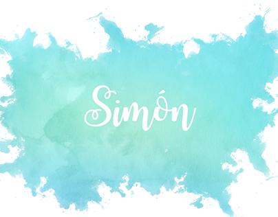 Animación Simón