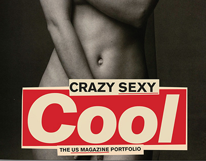 crazy sexy cool magazine redesign/tabloid