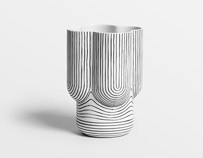 Revolver Vases