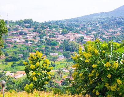 Reportage photo sur la région des plateaux au Togo