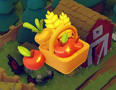 Simple Farm: Saga Free