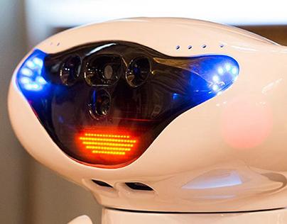 MOnarCH - social robot