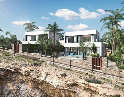 Two Villas