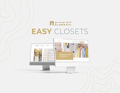 Easy Closets   Al Sheraifi Group