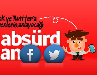 Vodafone Facebook&Twitter Paketi
