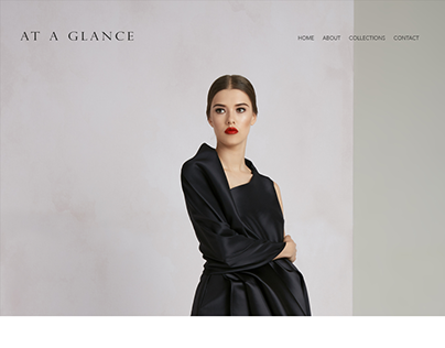 At A Glance Website Proposal