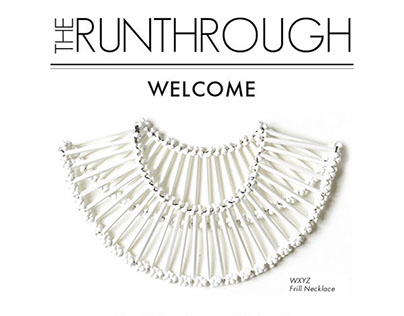 TheRunThrough Email Newsletter
