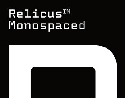 Relicus Typeface