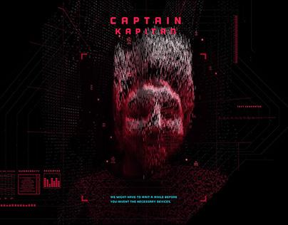 Futuronauci Kapitan