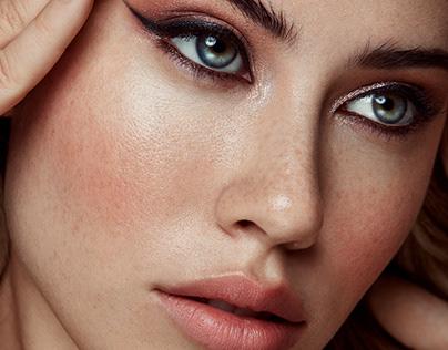 Beauty Editorial - Nikki Muricano