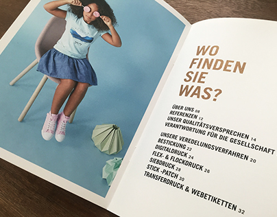 shirtplus - imagebrochure