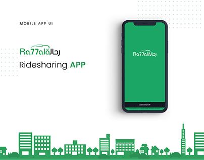 Ra77ala-RIde-Pickup-Mobile-APP