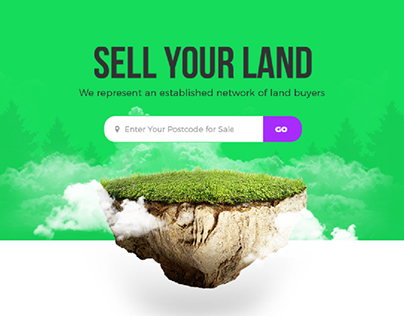 We buy any Land - Sell you Land Online