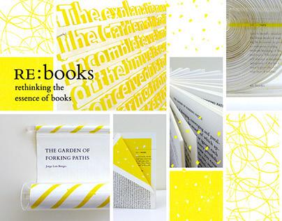 RE:books