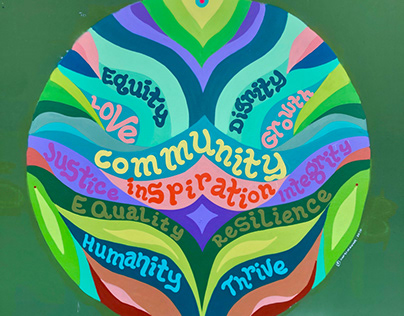WestSide Baby Community Mural