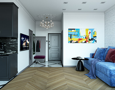 Fusion Apartment