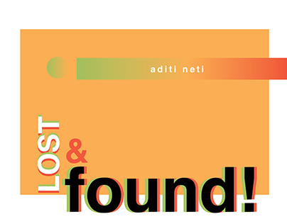Lost and Found: A Typology