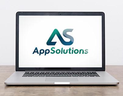 Logotipo App Solutions