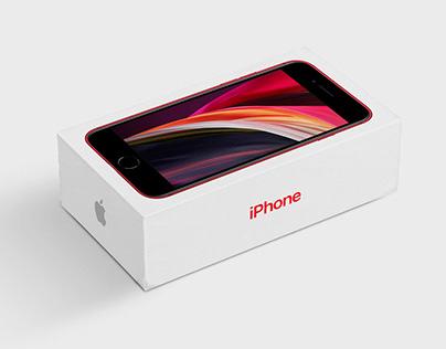 Mockup - Box iPhone