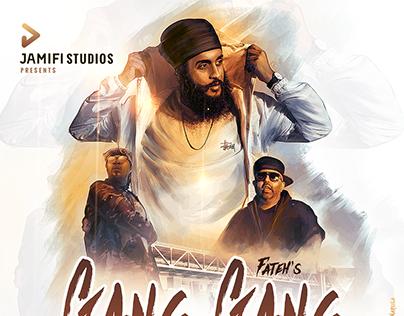 Gang Gang - Poster Design (Fateh)