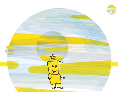 Yellow man &Co   Жёлтый человече и его друзья