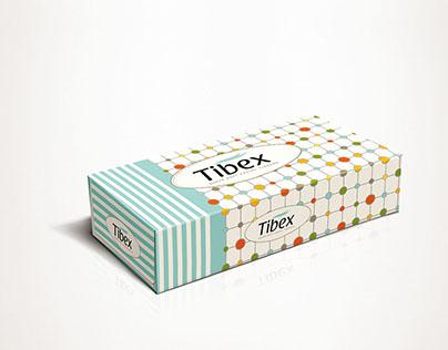 Luxury tissue box packaging
